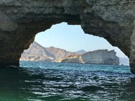 The stunning beauty of Oman.