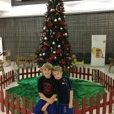 We found Christmas!